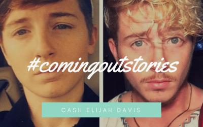 Cash Elijah Davis Coming Out Story