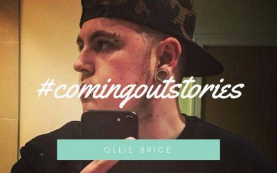 Ollie Brice's Coming Out Story