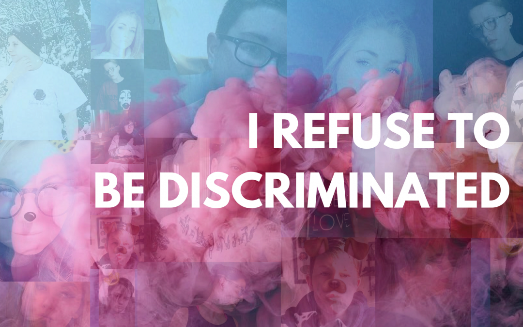 I Refuse To Be Discriminated