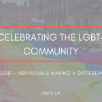 Celebrating the LGBT+ Community - Feature Image