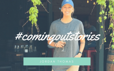 Jordan Thomas's Coming Out Story