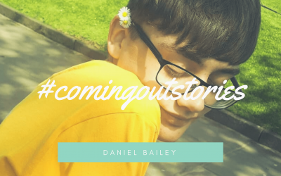 Daniel Bailey's Coming Out Story