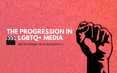 The Progression in LGBTQ+ Media