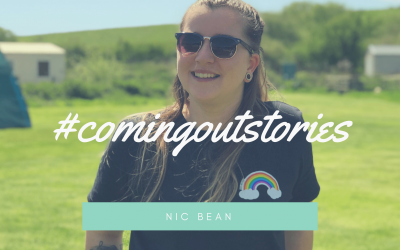 Nic Bean's Coming Out Story