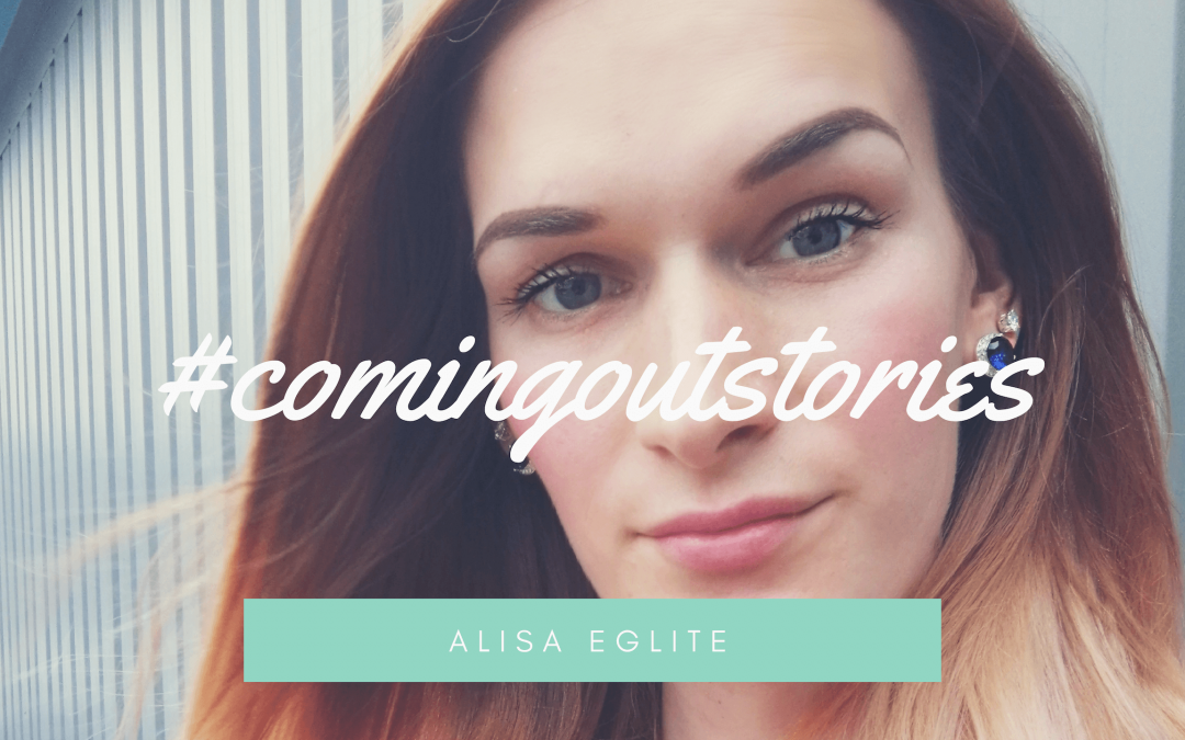 Alisa Eglite's Coming Out Story