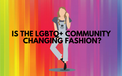 Is the lgbtq+ community changing fashion?