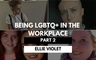 Being lgbtq+ in the workplace
