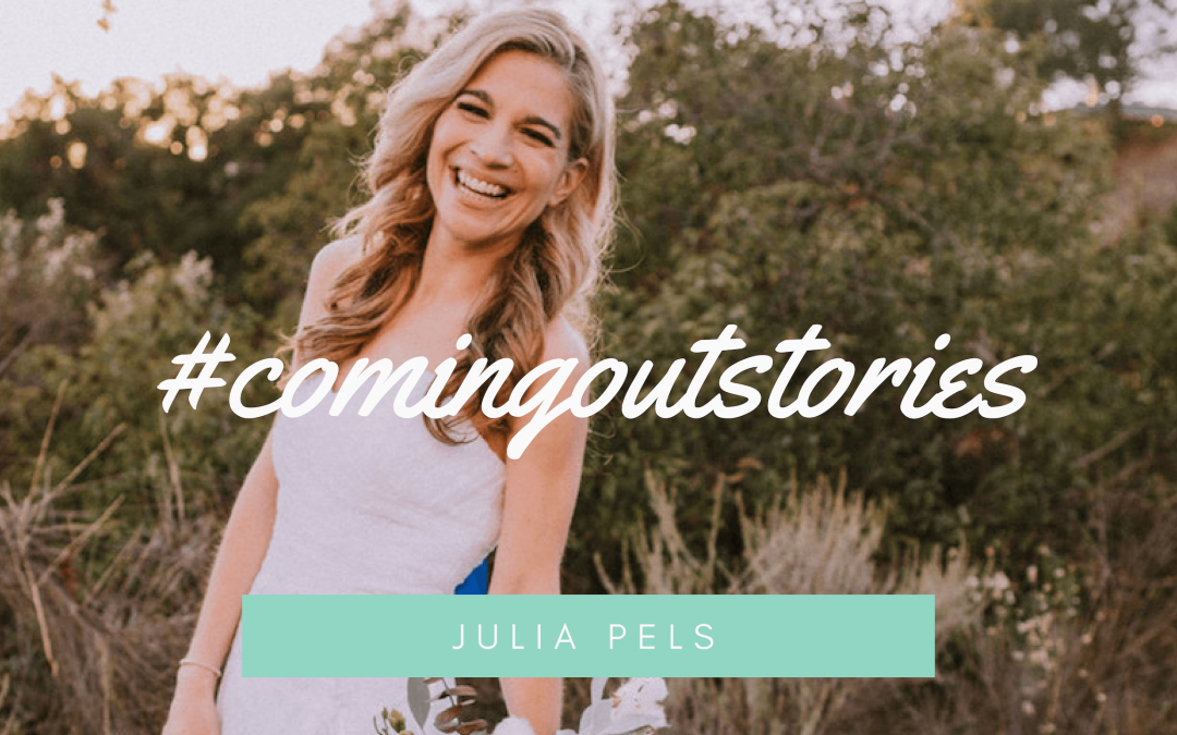 Julia Pels' Coming Out Story