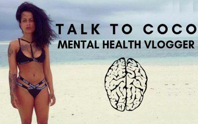 Talk to Coco – Mental Health Vlogger