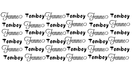 FemmeBoy?: Finding an identity in a world ruled by labels